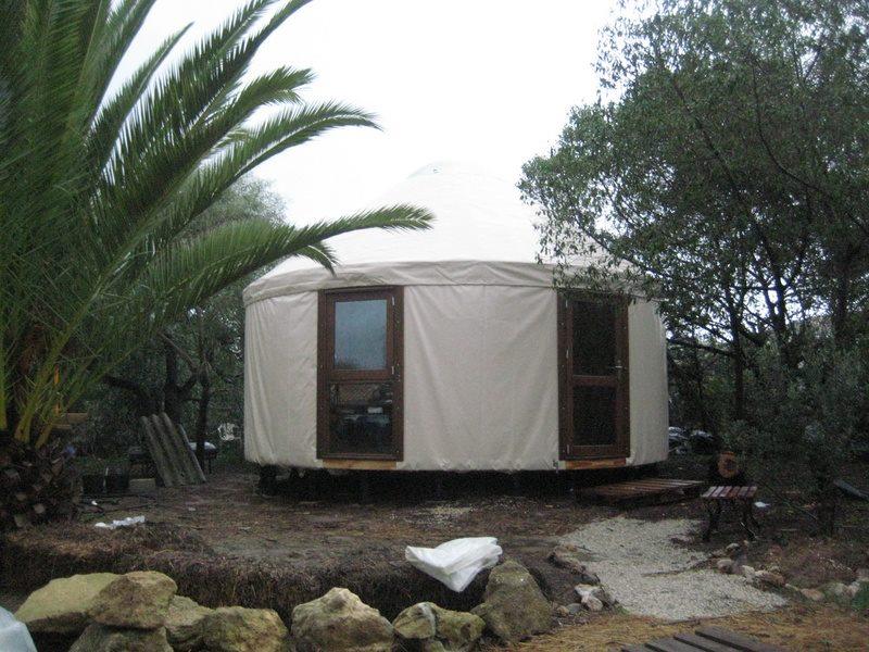 yurta meditacion