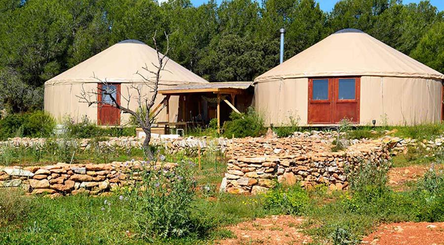 Yurta Castellón